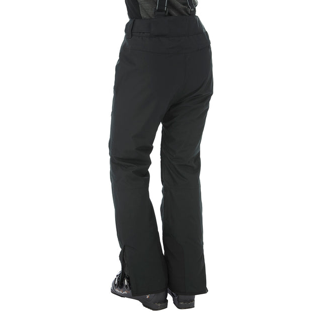 Taylor Womens Milatex Salopettes - Black image 3