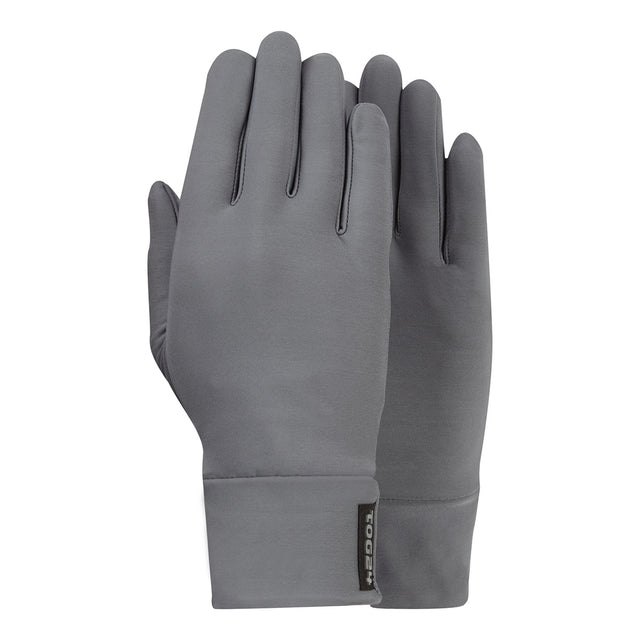 Thinny TCZ Stretch Gloves - Grey Marl