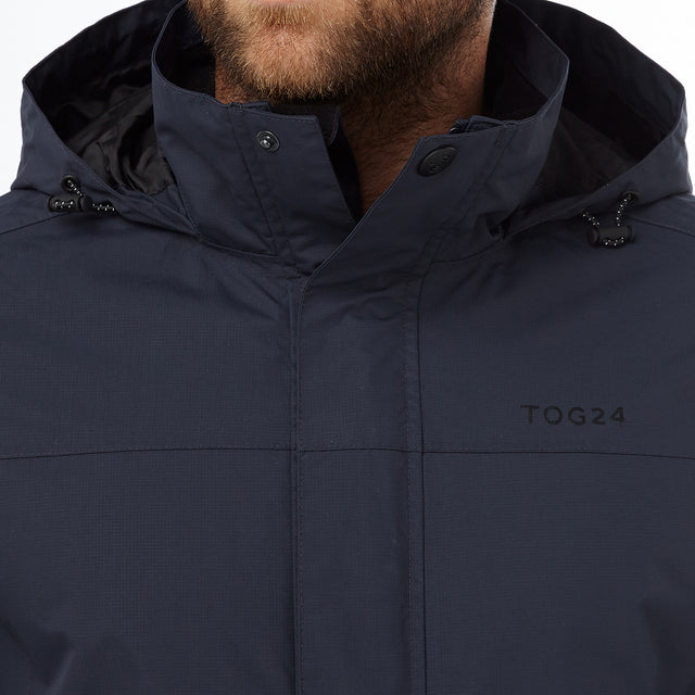 Thorne Mens Milatex Jacket - Navy image 5