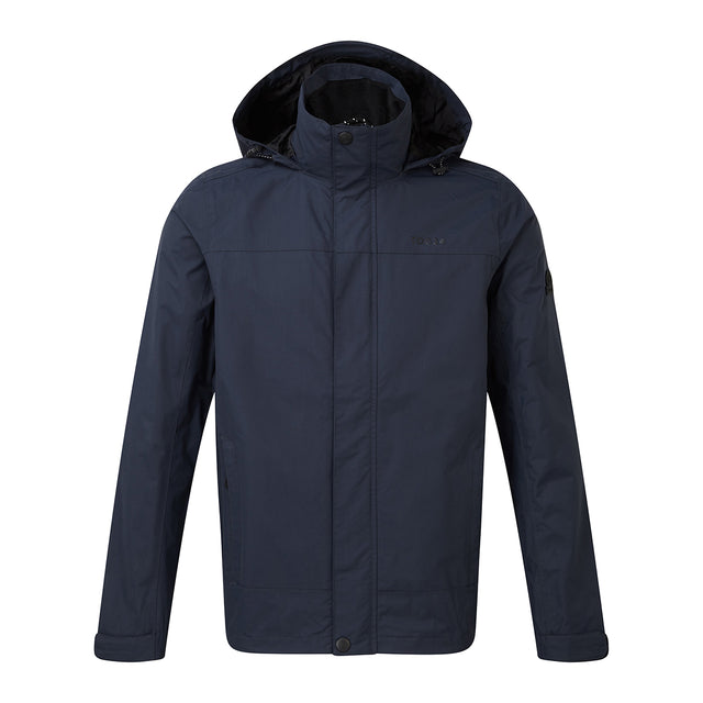 Thorne Mens Milatex Jacket - Navy image 1
