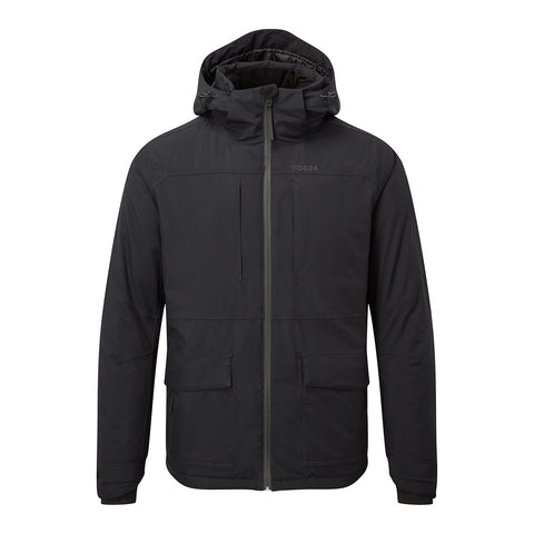 Tor Mens Waterproof Down Insulated Jacket - Black