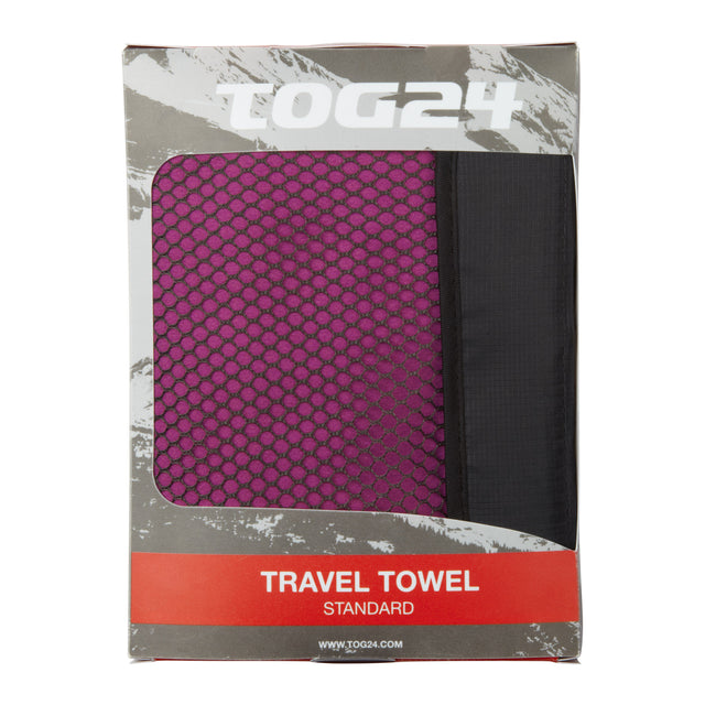 Travel Towel Standard - Purple image 3