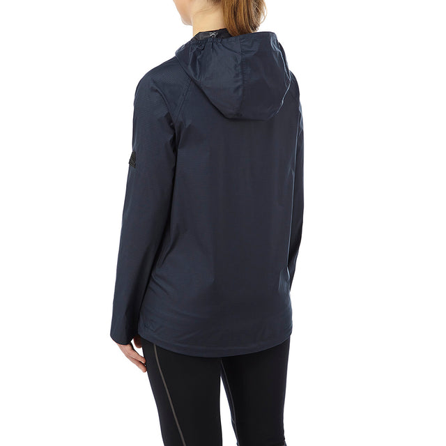 Vettel Womens Performance Waterproof Jacket - Navy image 3