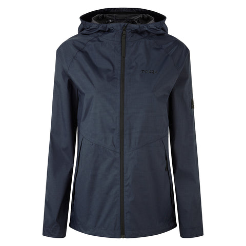 Vettel Womens Performance Waterproof Jacket - Navy