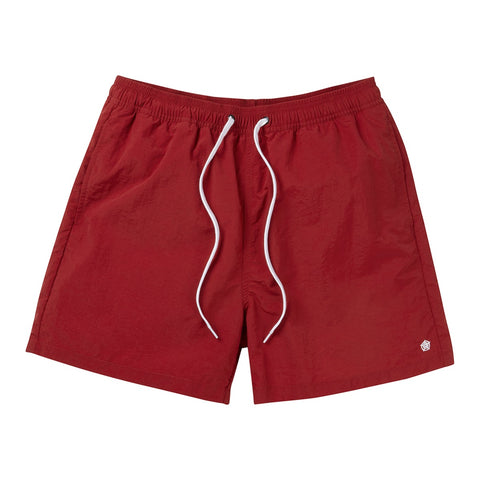 Vincent Mens Swimshorts - Chilli