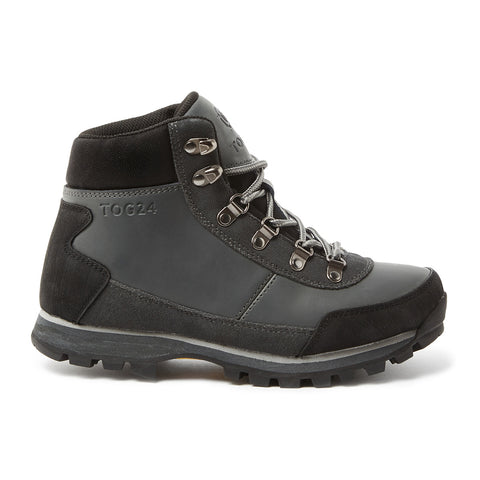 Whernside Unisex Vibram Waterproof Boots - Charcoal/Light Grey