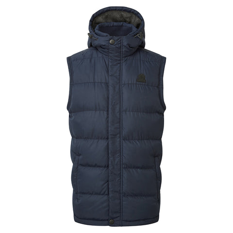 Worth Mens TCZ Thermal Gilet - Navy
