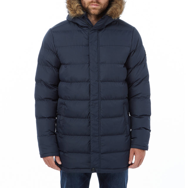 Worth Mens TCZ Thermal Jacket - Navy image 2