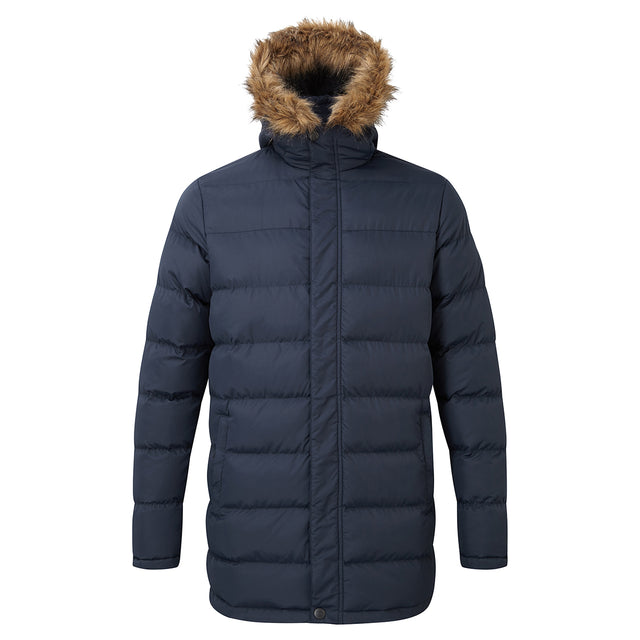 Worth Mens TCZ Thermal Jacket - Navy image 1