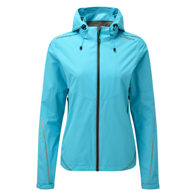 X-Over Womens Milatex Jacket - Sky