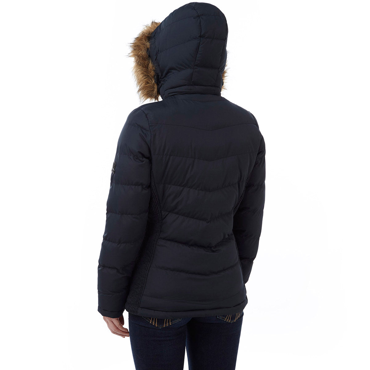 York Womens TCZ Thermal Jacket - Navy image 4