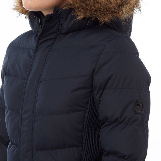 York Womens TCZ Thermal Jacket - Navy image 5