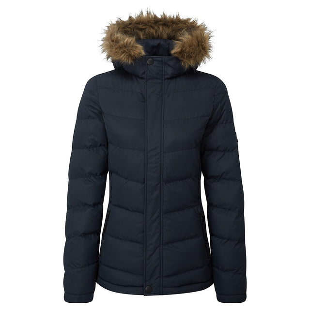 York Womens TCZ Thermal Jacket - Navy image 1