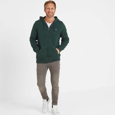 Atkin Mens Hoody - Forest