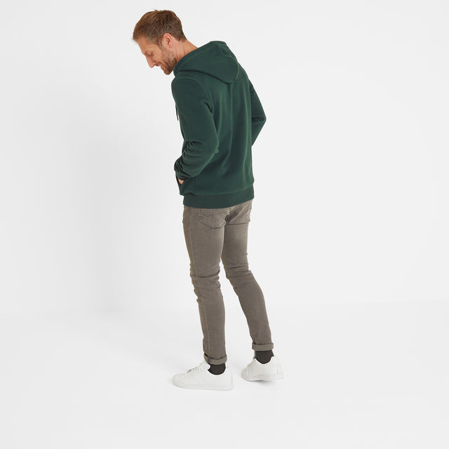 Atkin Mens Hoody - Forest image 3