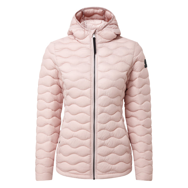 Brimham Womens Thermal Jacket - Rose Pink image 6
