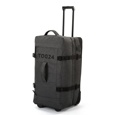 Drake 100L Roller Bag - Grey Marl