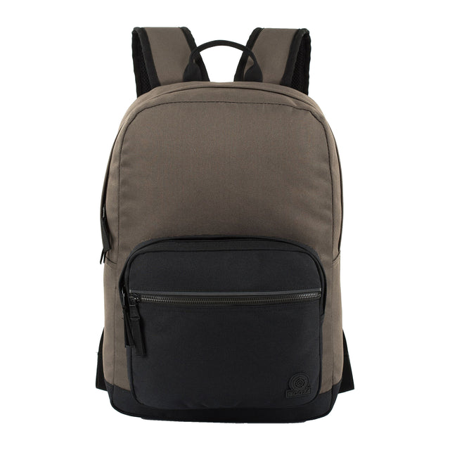 Marton Backpack - Dark Khaki/Black image 1