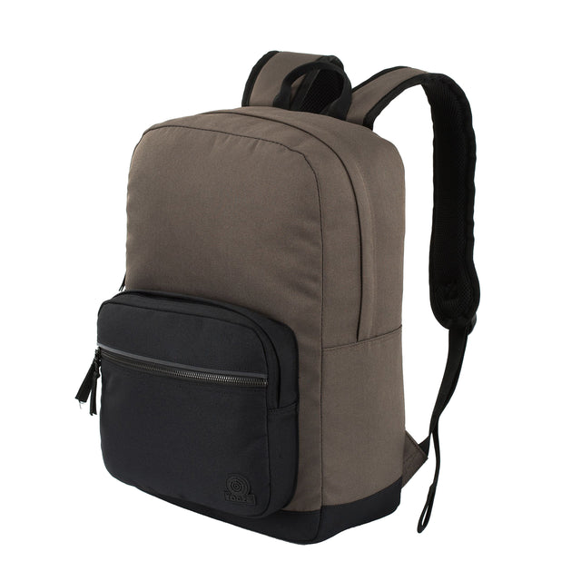 Marton Backpack - Dark Khaki/Black image 2