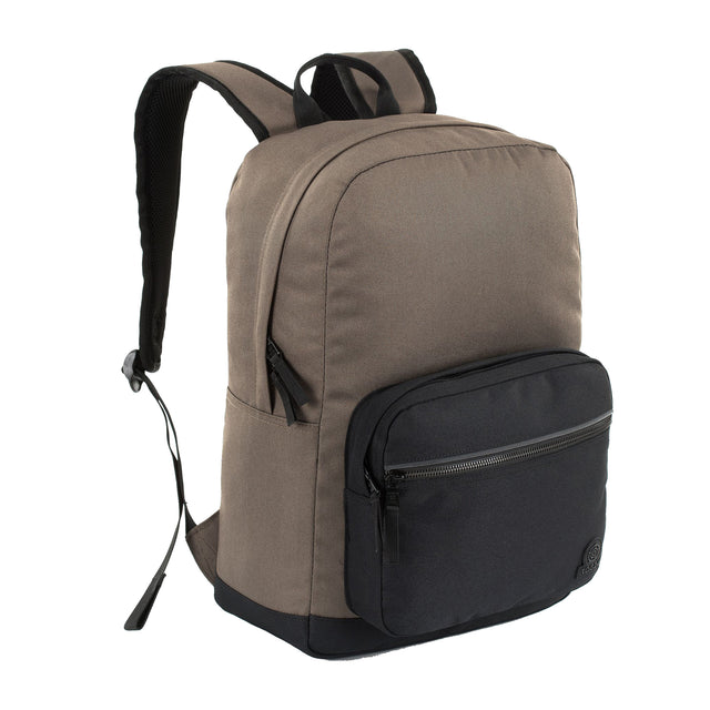 Marton Backpack - Dark Khaki/Black image 3