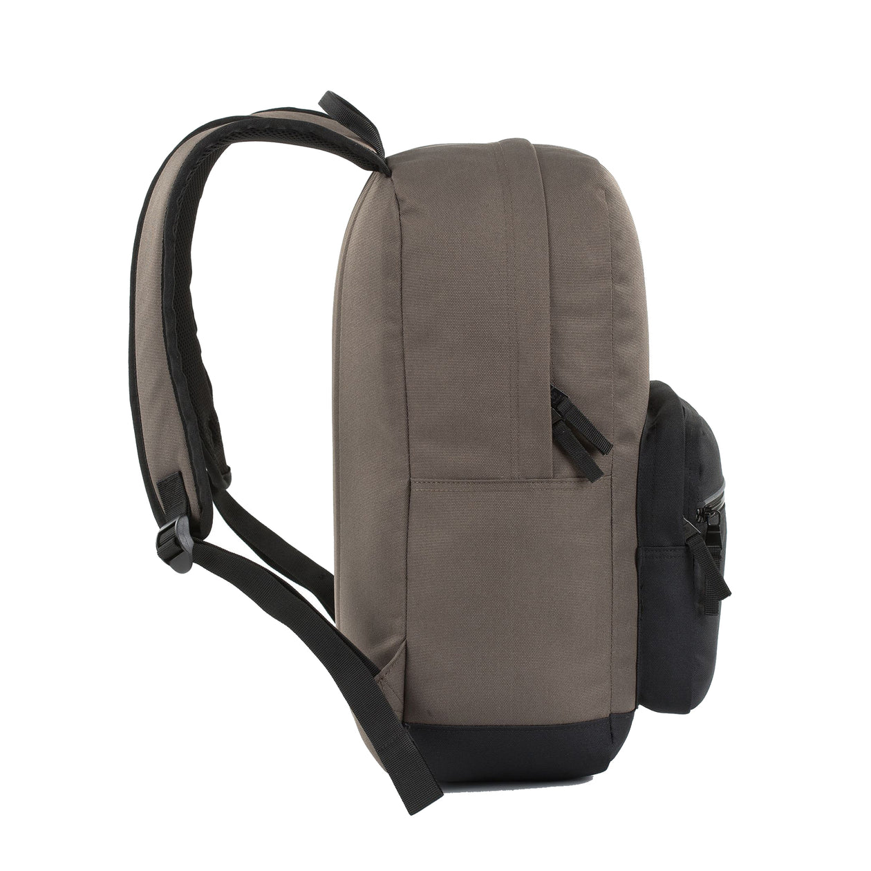 Marton Backpack - Dark Khaki/Black image 4