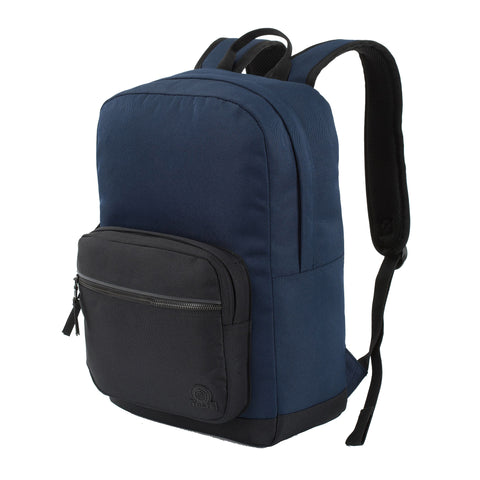 Marton Backpack - Black/Navy