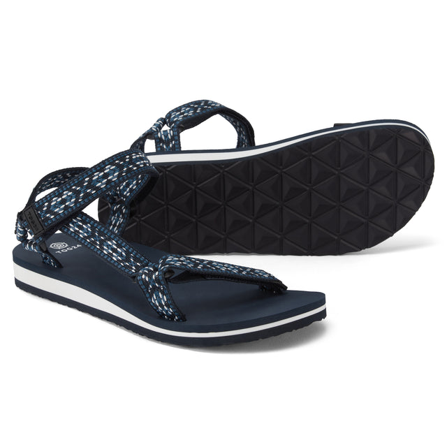 Pagnell Womens Sandals - Navy image 1