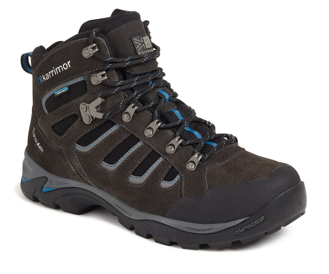 Karrimor Bodmin Mens Winter Boots - Black