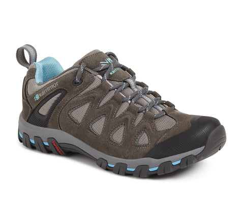 Karrimor Supa 5 Sport Womens Shoes - Grey/Blue