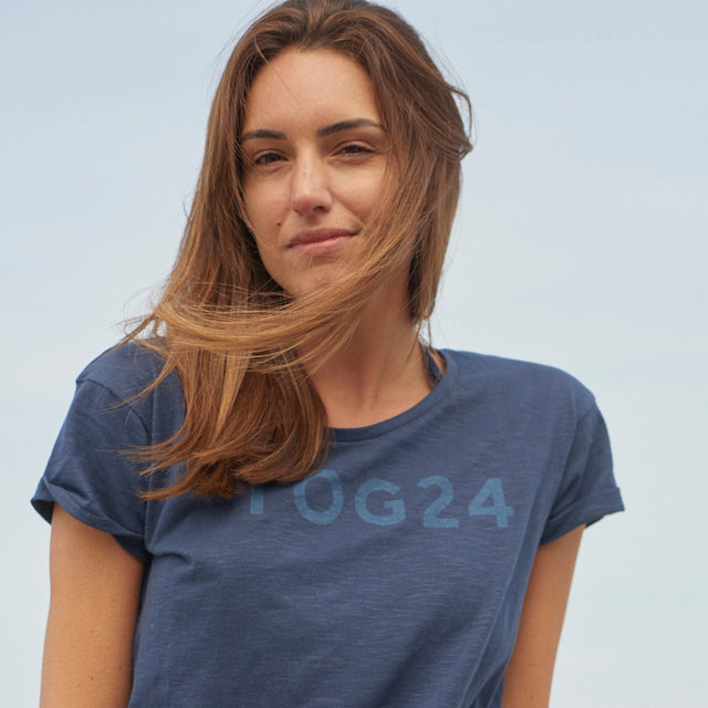 Sowden Womens T-Shirt - Naval Blue image 5