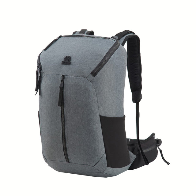 Flint 30L Technical Backpack - Dark Grey Marl image 2