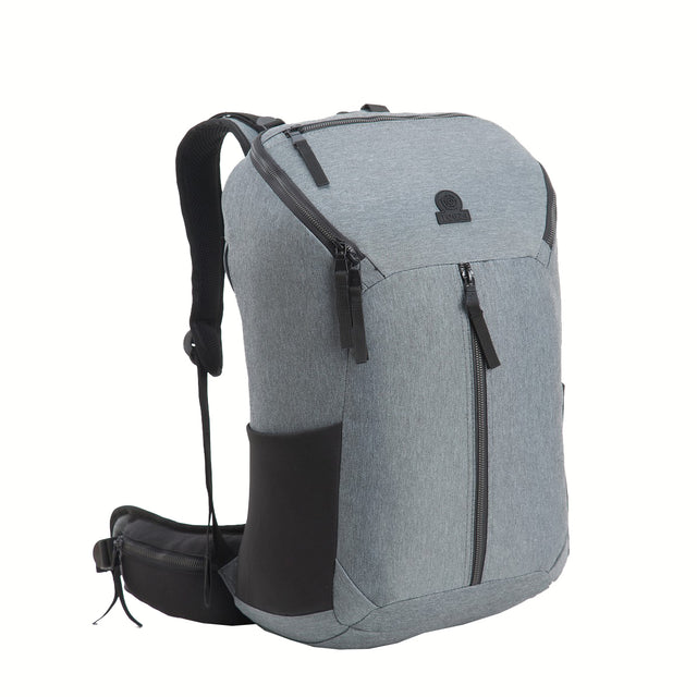 Flint 30L Technical Backpack - Dark Grey Marl image 5
