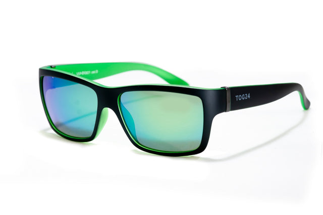Whixley Sunglasses  - Black/Green