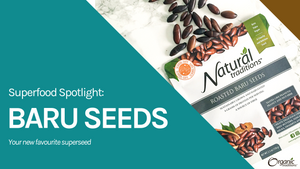 Superfood Spotlight: Baru Seeds!