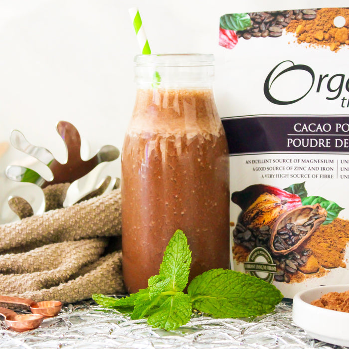 Cacao Mint Smoothie