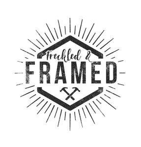 Freckled & Framed Sign Co.