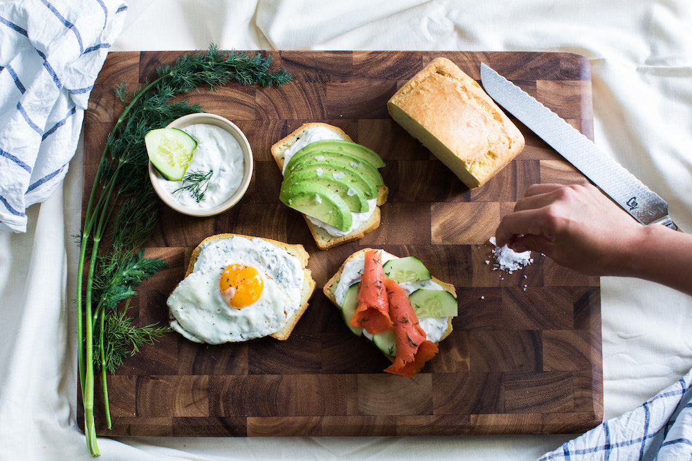 Caper & Dill Yogurt Spread