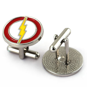 The Flash Cufflinks