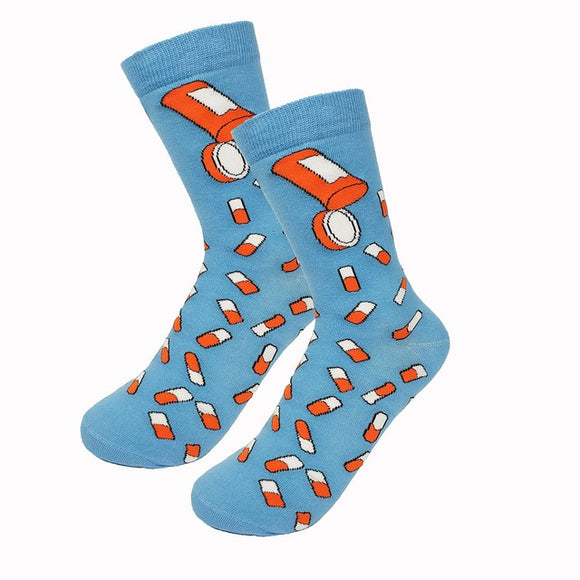 Medicine Pills Women's Socks