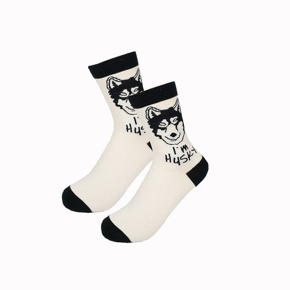 I'm Husky Women's Socks