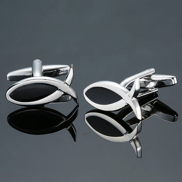 Christian Fish Cufflinks
