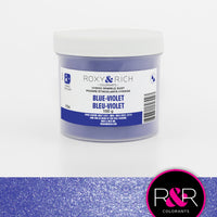 Blue-Violet Hybrid Sparkle Dust by Roxy & Rich