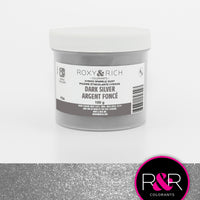 Dark Silver Hybrid Sparkle Dust by Roxy & Rich