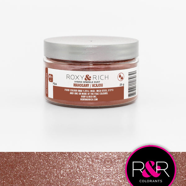 Mahogany Hybrid Sparkle Dust by Roxy & Rich