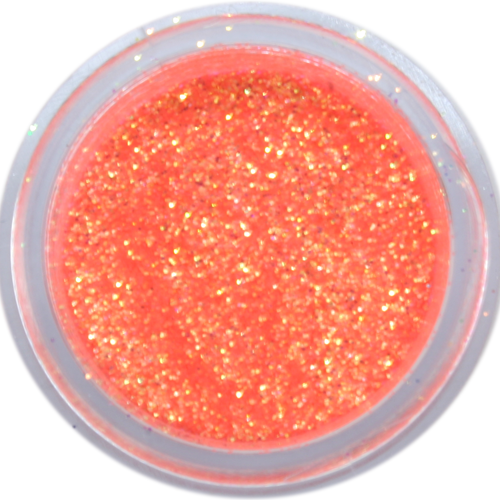 Miami Orange (Vivid Orange) Galaxy Dust 5 grams