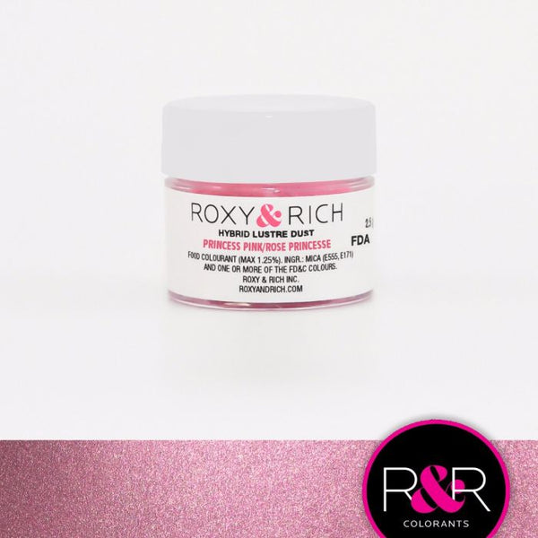 Princess Pink Hybrid Luster Dust by Roxy & Rich