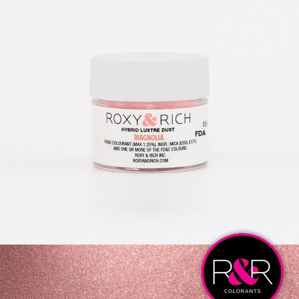 Magnolia Hybrid Luster Dust by Roxy & Rich