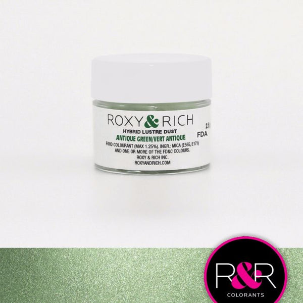 Antique Green Hybrid Luster Dust by Roxy & Rich