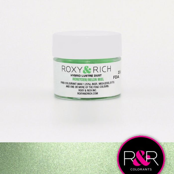Honeydew Hybrid Luster Dust by Roxy & Rich