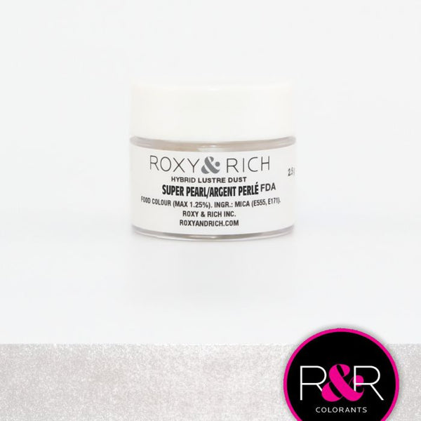 Super Pearl Hybrid Luster Dust by Roxy & Rich